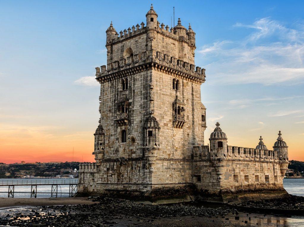 برج بلم لیسبون پرتغال