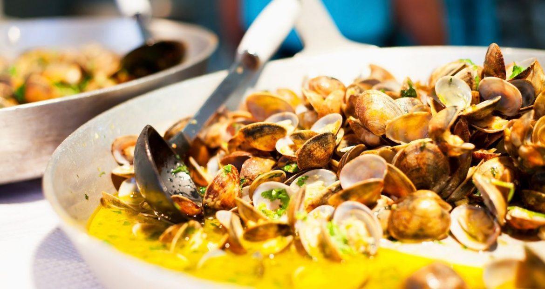 غذاهای دریایی پرتغال