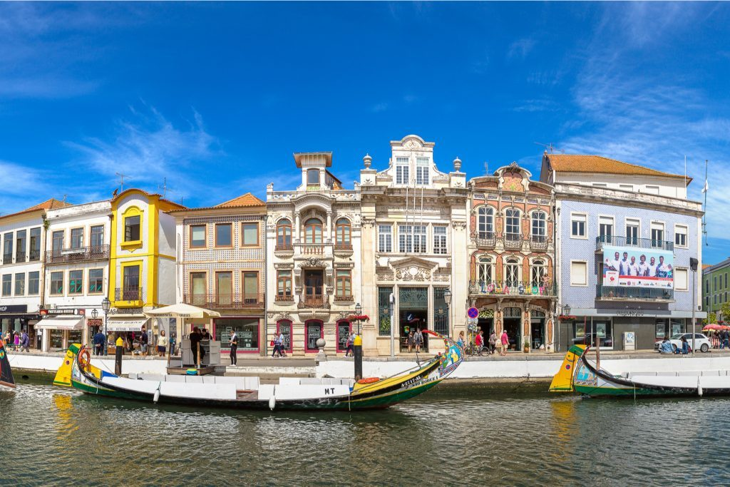 Aveiro در پرتغال