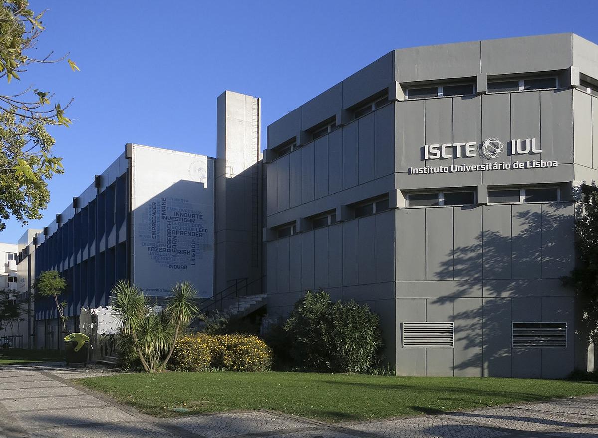 دانشکاه ISCTE-IUL پرتغال