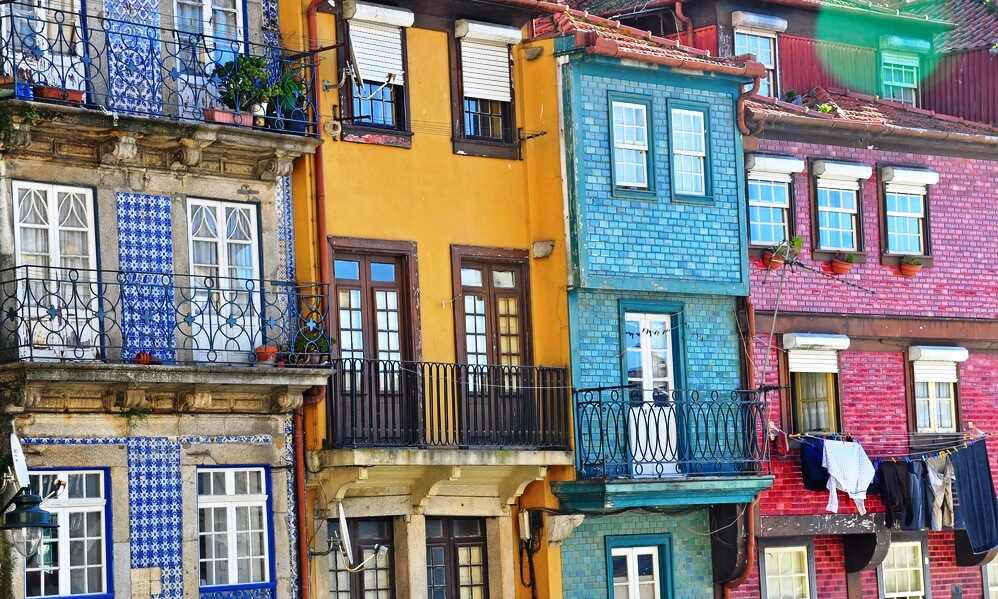 خانه های پرتغال