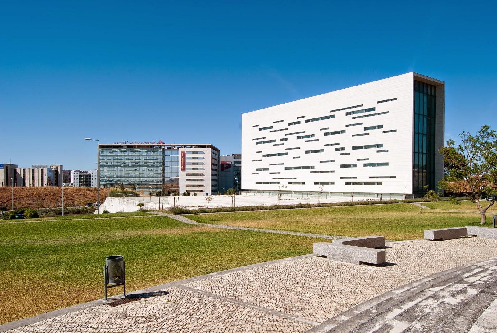 دانشگاه جدید لیسبون پرتغال