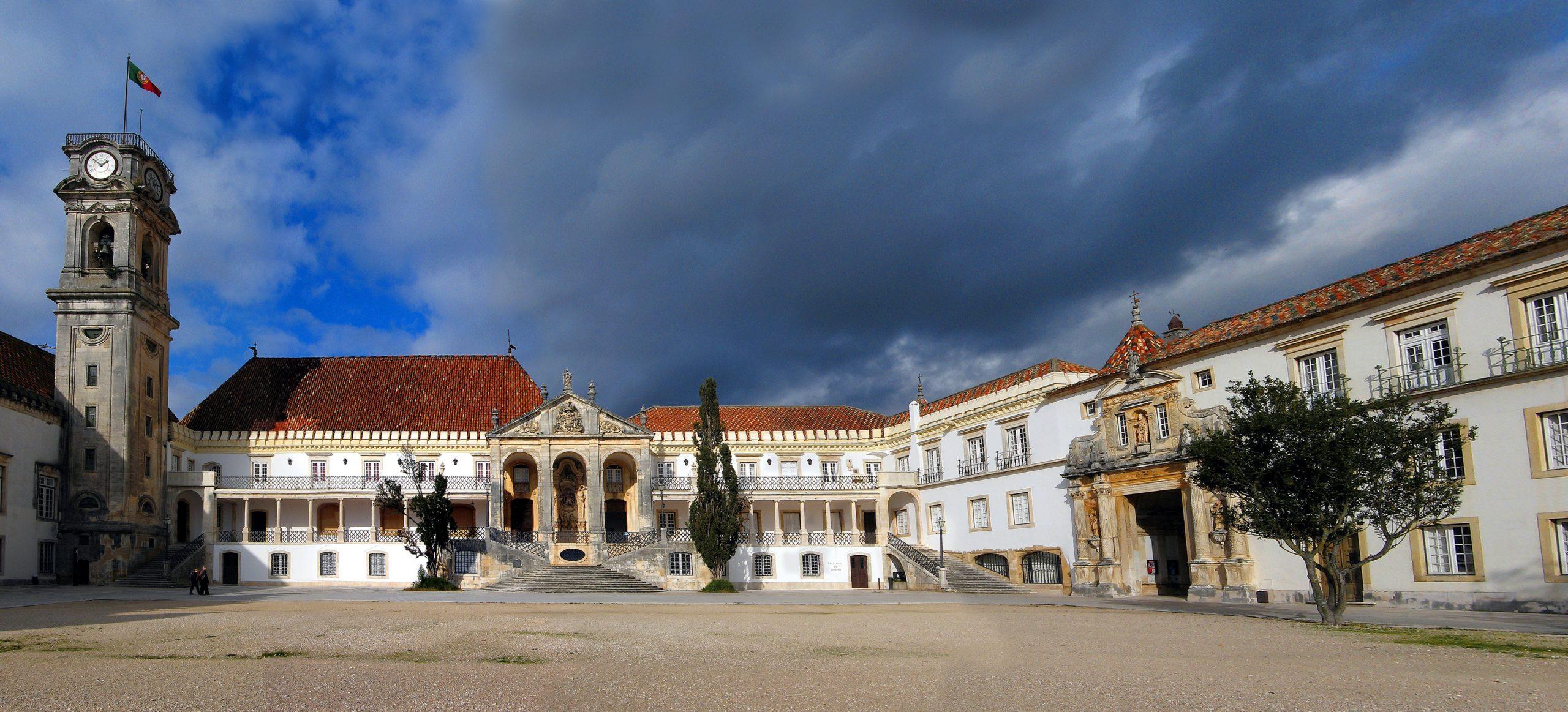 دانشگاه کویمبرا پرتغال