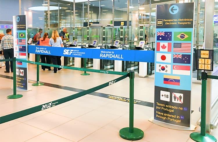 ویزای پرتغال- ترانزیت فرودگاه پرتغال