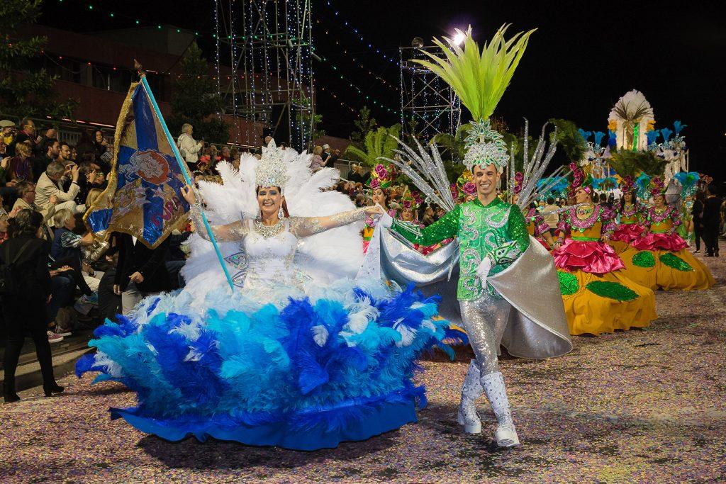 کارنیوال - فستیوالهای پرتغال