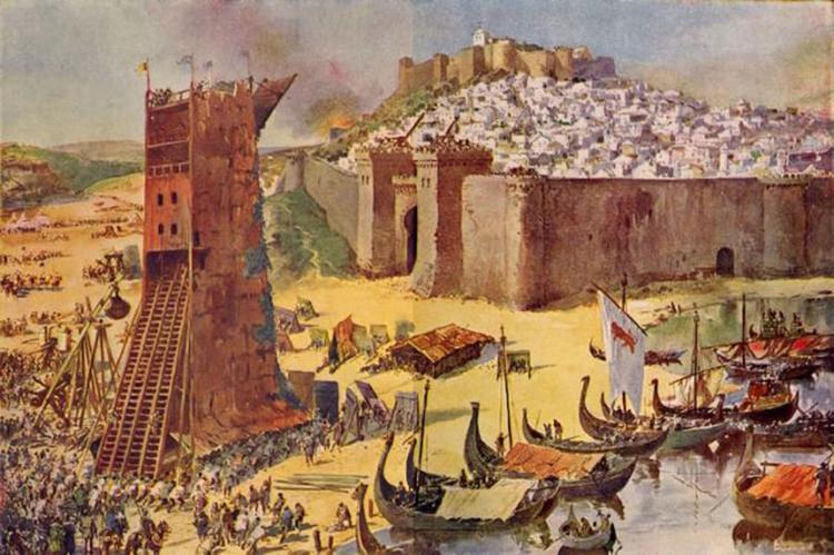 تاریخ و قدمت پرتغال