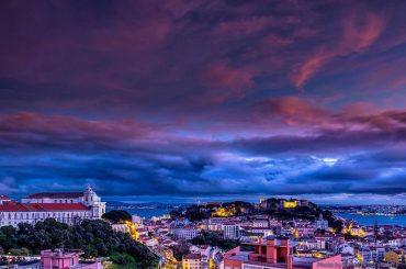 شهر لیسبون پرتغال - عکس از: lavrishchevova - instagram