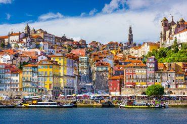 پورتو یکی از بهترین شهرهای پرتغال