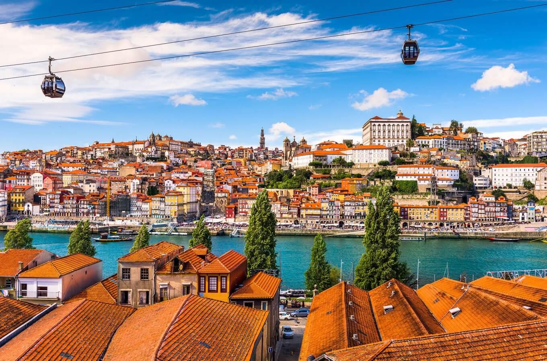 پورتو از بهترین شهرهای پرتغال