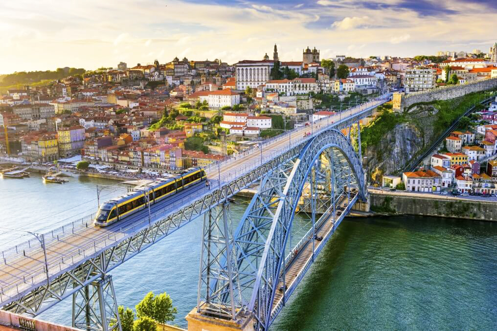 شهر پورتو در پرتغال