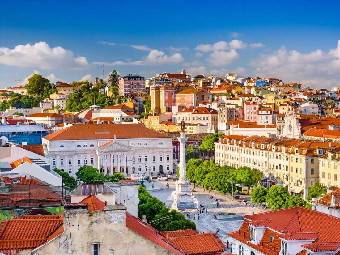 لیسبون از بهترین شهرهای پرتغال
