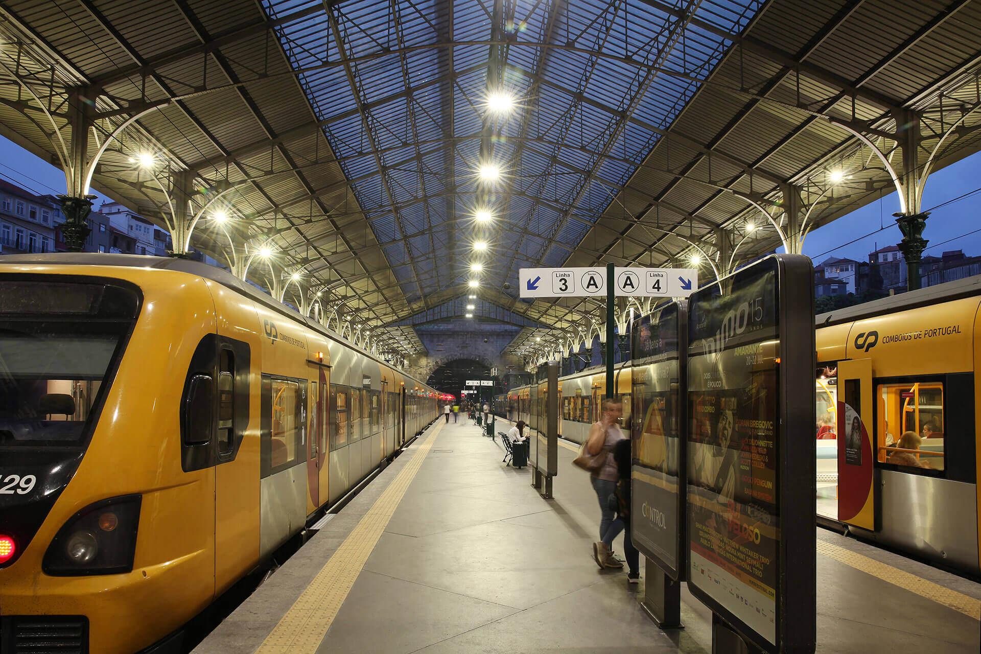 ایستگاه سائو بنتو در پورتو