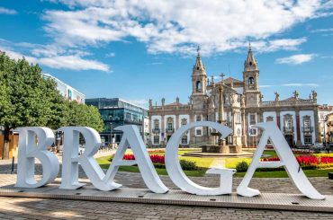 شهر براگا در پرتغال