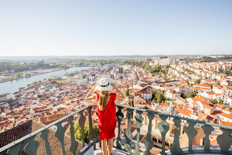 شهر کویمبرا در پرتغال