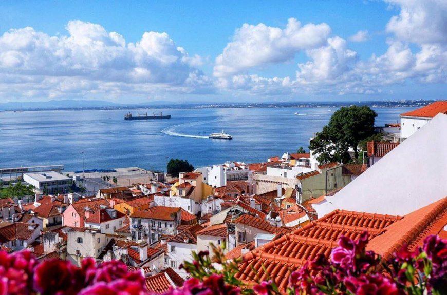 آلفاما در لیسبون پرتغال