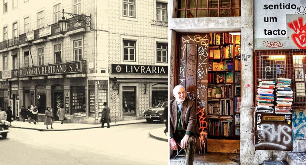 قدیمیترین و کوچکترین کتابفروشی جهان