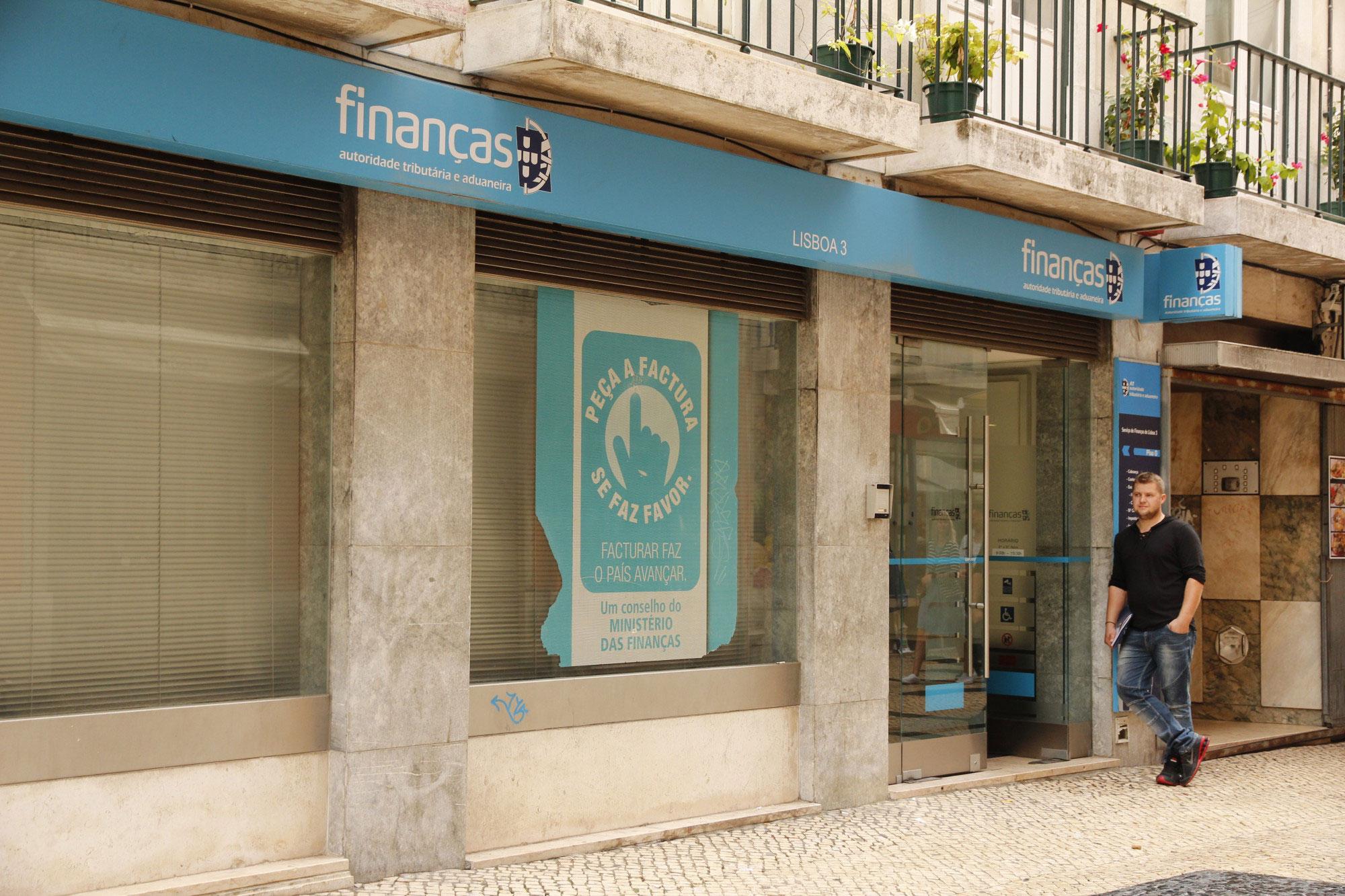 اداره مالیات پرتغال
