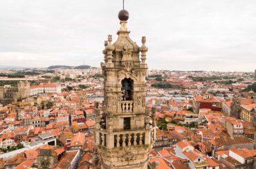 Torre dos Clerigos Porto Portugal