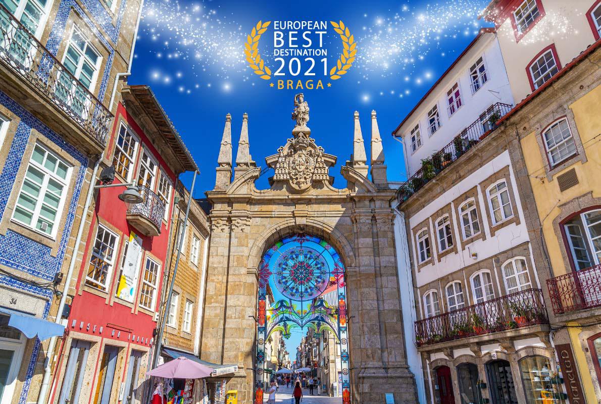براگا بهترین مقصد گردشگری اروپا