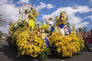 فستیوال گل در مادیرا