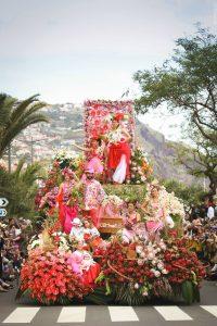 فستیوال گل در پرتغال