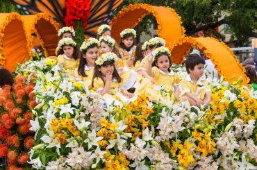 فستیوال گل مادیرا